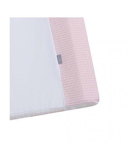 Cambiador Cubrebañera ASTRID rosa