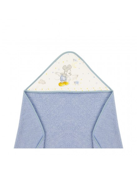 Capa de Baño disney Mickey Azul