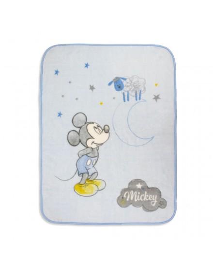 Manta Cuna Disney Mickey