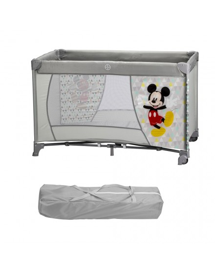 Cuna de Viaje con ruedas Mickey Disney