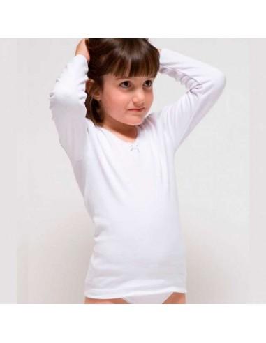 Rapife Camiseta Para Niña Manga Larga