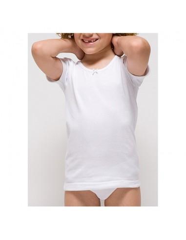 Rapife Camiseta Para Niña Manga Corta