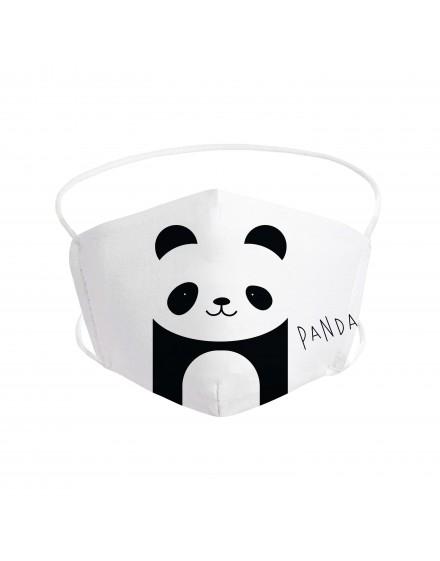 Mascarilla infantil PANDA