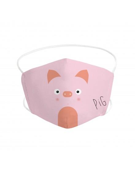 Mascarilla infantil PIG
